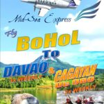 Mid-Sea Express Bohol-Cagayan de Oro Flights