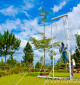 Dahilayan Adventure Park Kicking Swing, 360 degrees Kicking Swing,Dahilayan Adventure Park