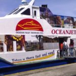 Ocean Jet Schedule and Rates Of travel