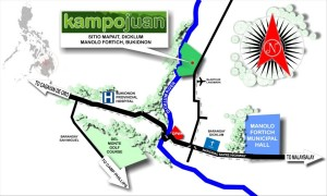 Kampo Juan Bukidnon Map 300x180 Anicycle at Kampo Juan Bukidnon