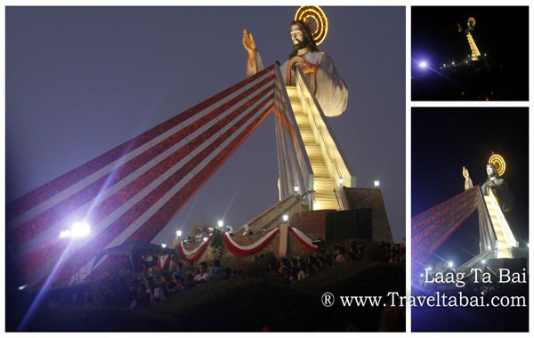 Himaya El Salvador Misamis Oriental, Feast of Divine Mercy, Feast of Divine Mercy 2013, Dancing Sun During Feast of Divine Mercy, Divine Mercy Shrine, tourist spots in Mindanao, devoted of Divine Mercy, Divine Mercy StatueX Pagadian City