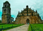 tourist spots of Ilocos Norte, Ilocos Norte, Paoay Church Laoag City, Paoay Church, Laoag City, ST. Agustine Church, world Heritage church, Earthquake Baroque architecture, Gothic and Oriental, coral stone bell tower, World War II, World heritage, Katipuneros, UNESCO's World heritage