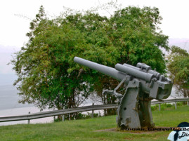 Corregidor Island, Japanese Memorial Garden, Corregidor Island Japanese Memorial Garden, historic Corregidor Island, Tadpole, tourist destinations in the Philippines, World War II, Philippine heroes, 10-ft high stone Buddha, Japanese war veterans, American and Filipino troops