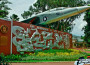 Subic Bay Metropolitan Authority, Marikit Park Olongapo, Marikit Park, Olongapo City, Subic Naval BaseX Gordon College, U. S. Navy plane, historical and heritage, R-A5 Vigilante