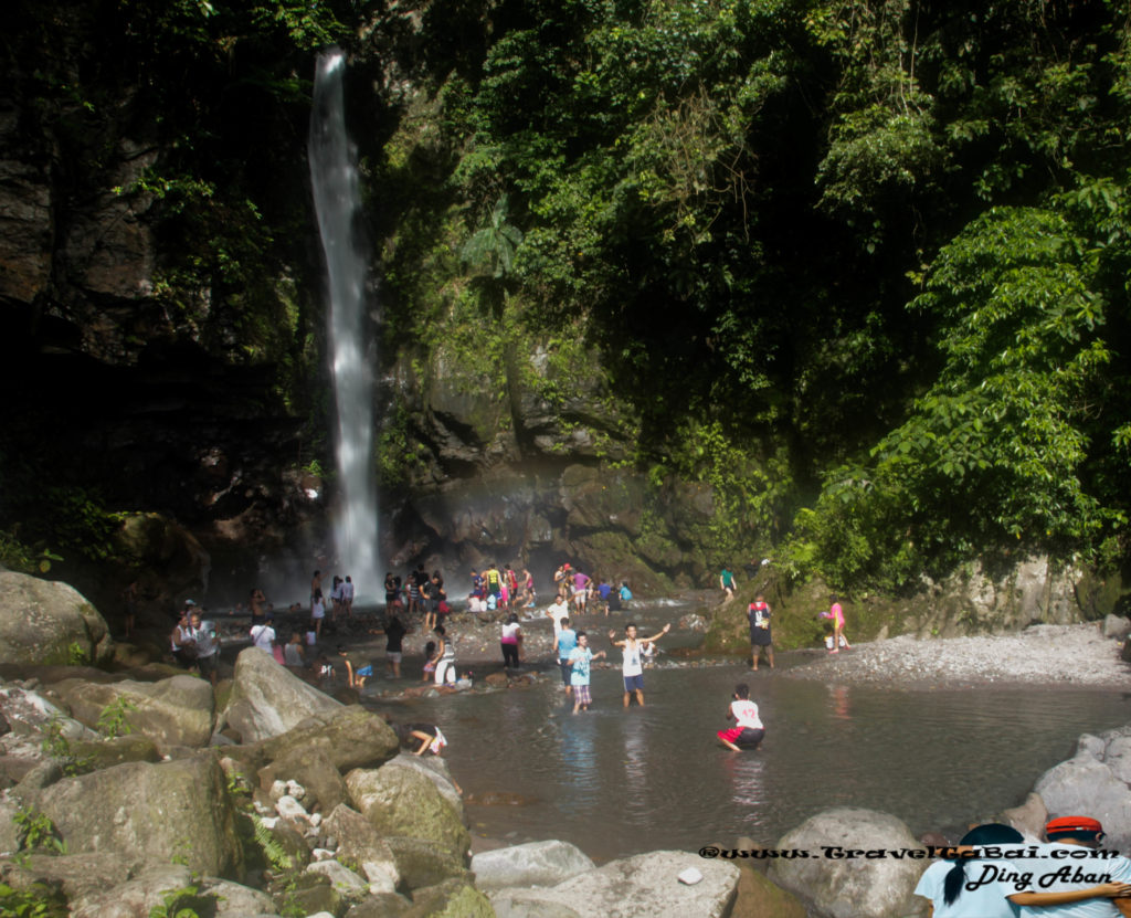 tuasan-falls-tourist-destination